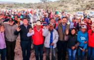 Galería : Gira del Gobernador por el Municipio de Pinos