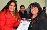 Trabajo y unidad pide Gustavo Uribe en Monte Escobedo