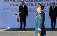 Encabeza Alejandro Tello Toma de Protesta de nuevo Comandante de la 11ª zona militar