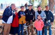 Se  suma la UAZ a Jornada Voluntaria de Limpieza por el rescate de espacios deportivos: Ulises Mejía