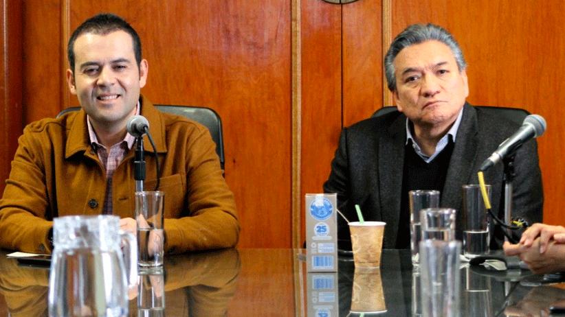 Fortalece Ulises Mejía Haro alianza con sector empresarial por un Zacatecas sustentable