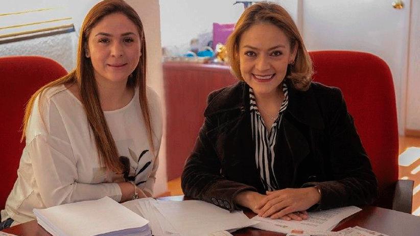 Se fortaleceel programa Jóvenes Construyendo el Futuro para generar más oportunidades laborales: Verónica Díaz