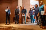 Al 70% obras en el Museo de Sitio La Quemada