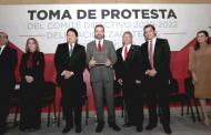 Alejandro Tello refrenda su respaldo a los constructores de Zacatecas