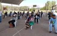 Con Susana Distancia, inicia operativo especial de pago de las pensiones de adultos mayores y personas con discapacidad.