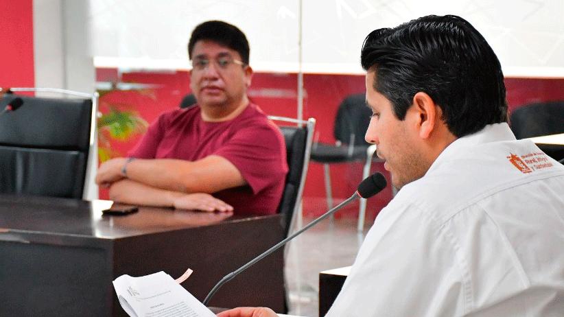 Por unanimidad Aprueba cabildo que gobierno de Guadalupe trabaje con el 30% del personal