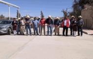 Cuatro Municipios reciben obras y acciones del Programa 2x1