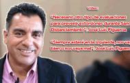 """Video: """"Necesario otro tipo de evaluaciones para prevenir extorsiones durante el  Sano Distanciamiento"""": José Luís Figueroa"""