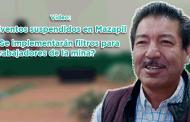 Video: Eventos suspendidos en Mazapil, ¿Se implementarán filtros para trabajadores de la mina?