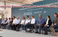 EN VIVO | Programas del Bienestar, desde Jerez de García Salinas, Zacatecas
