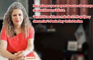 """Video: """"En 2019 recibimos más de 2000 quejas y denuncias"""": Paula Rey Ortiz Medina"""