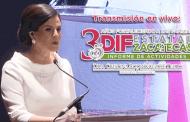 EN VIVO | Tercer Informe de actividades de la Dra. Cristina Rodríguez de Tello, Presidenta Honorífica del SEDIF Zacatecas