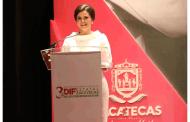 Consolidamos la vocación del DIF, al empoderar a las familias: Cristina Rodríguez de Tello
