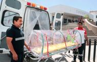 Tello ordena habilitar en Zacatecas centro de atención de infecciones para atender a pacientes con COVID-19