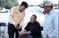 Miguel Torres lleva de internet gratuito a El Salitre