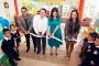 Inaugura Presidenta de SEDIF Ludoteca familiar en la Biblioteca Regional de Fresnillo
