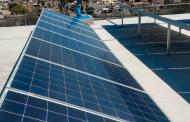 Incursiona JIAPAZ en energías renovables; instala paneles solares en sistema de bombeo de Guadalupe