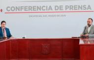 Con 300 mdp, Alejandro Tello respalda la activdad económica y el empleo en Zacatecas