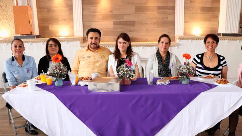 """Conmemoran el """"Día de la Mujer"""" en Villanueva"""