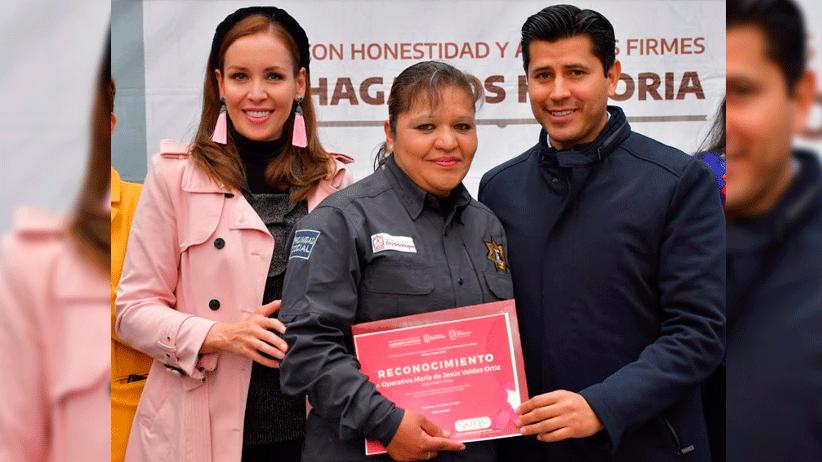 En el marco del Día Internacional de la Mujer  reconoce Julio César Chávez  labor de servidoras públicas