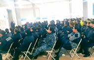 Únicamente mujeres policías participarán en el operativo por marchas del 8 de marzo