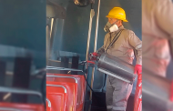 Ordena Gobernador sanitizar unidades del Transporte Público