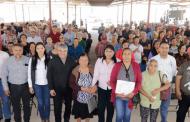 Dignifica Gobierno del Estado viviendas de Pánuco,Villa de Cos y Trancoso