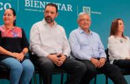 Pide Tello a AMLO reactivar construcción de autopista Zacatecas-Guadalajara; agradece inicio de la ampliación de carretera hacia Aguascalientes