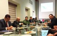 Acuerda Gobernador estrategia de seguridad para Tepetongo y Monte Escobedo