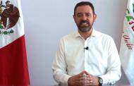 Video:  Alejandro Tello anuncia el Plan de Prevención, Contención y atención a Mujeres