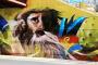Inauguran intervención artística en puente vehicular del boulevard Adolfo López Mateos