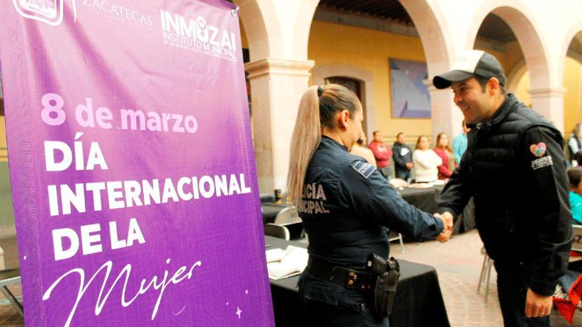 La lucha de las mujeres por la justicia social, es tarea de todos: Ulises Mejía Haro