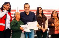 Con trabajo coordinado, más apoyos para la vivienda de las zacatecanas: Ulises Mejía Haro