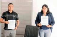 Fortalece Gobierno de Alejandro Tello acciones de vivienda  en favor de la comunidad Migrante