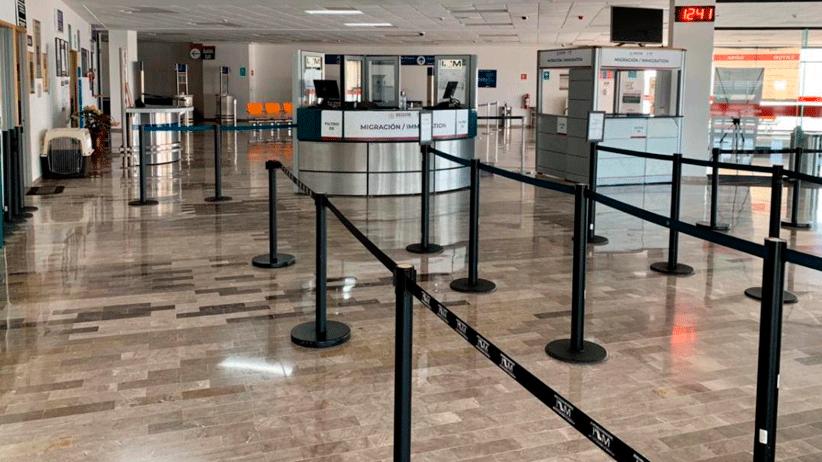 Como medida preventiva, Aeroméxico cancela vuelos entre Zacatecas, San Luis Potosí y Ciudad de México