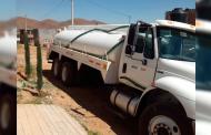 Enfrentan contingencia con más de 9 mil litros de agua familias  de Zacatecas, Fresnillo y Guadalupe.