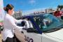 Video: SEDIF apoya a taxistas con set para prevenir el contagio de COVID-19.