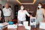 Presidenta del SEDIF entrega al Colegio de Pediatría aparato para detección de fibrosis quística