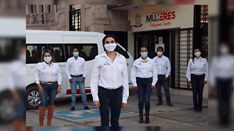 Intensifica SEMUJER atención a mujeres víctimas de violencia en Zacatecas.