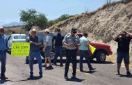 Habitantes de Jalpa, Apozol y Juchipila toman carretera a Guadalajara y exigen filtros sanitarios.