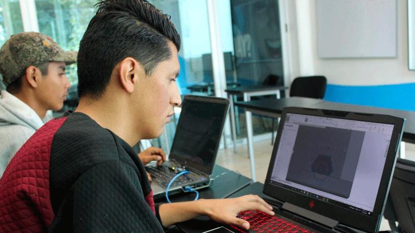 Invita Cozcyt a universitarios a participar en el primer Programa de Innovación Virtual.