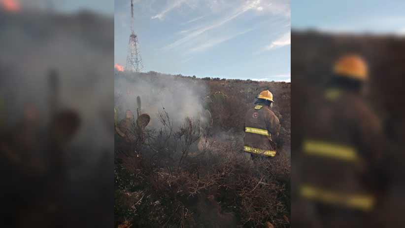 Atiende Protección Civil 285 incendios forestales.
