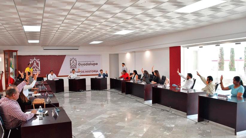 Por unanimidad  aprueba Ayuntamiento de Guadalupe  reducir horario de venta de alcohol.