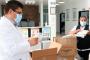 Peñasquito dona insumos para el fortalecimiento hospitalario.