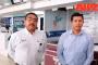 En vivo| Instala Julio César Chávez túnel sanitizador en central de autobuses