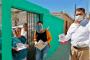 Comienza Gobierno Estatal entrega de apoyos emergentes en distintos municipios.