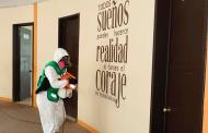 Implementan medidas de sanidad en casas asistenciales del SEDIF