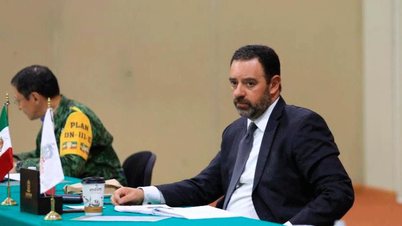 Frente común contra grupos delincuenciales, pide Gobernador Tello a GCL.
