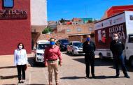 Fortalecemos difusión de medidas preventivas en alianza con empresa automotiz: Ulises Mejía Haro.