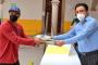Entregan equipo de protección a trabajadores del Municipio de Villanueva.